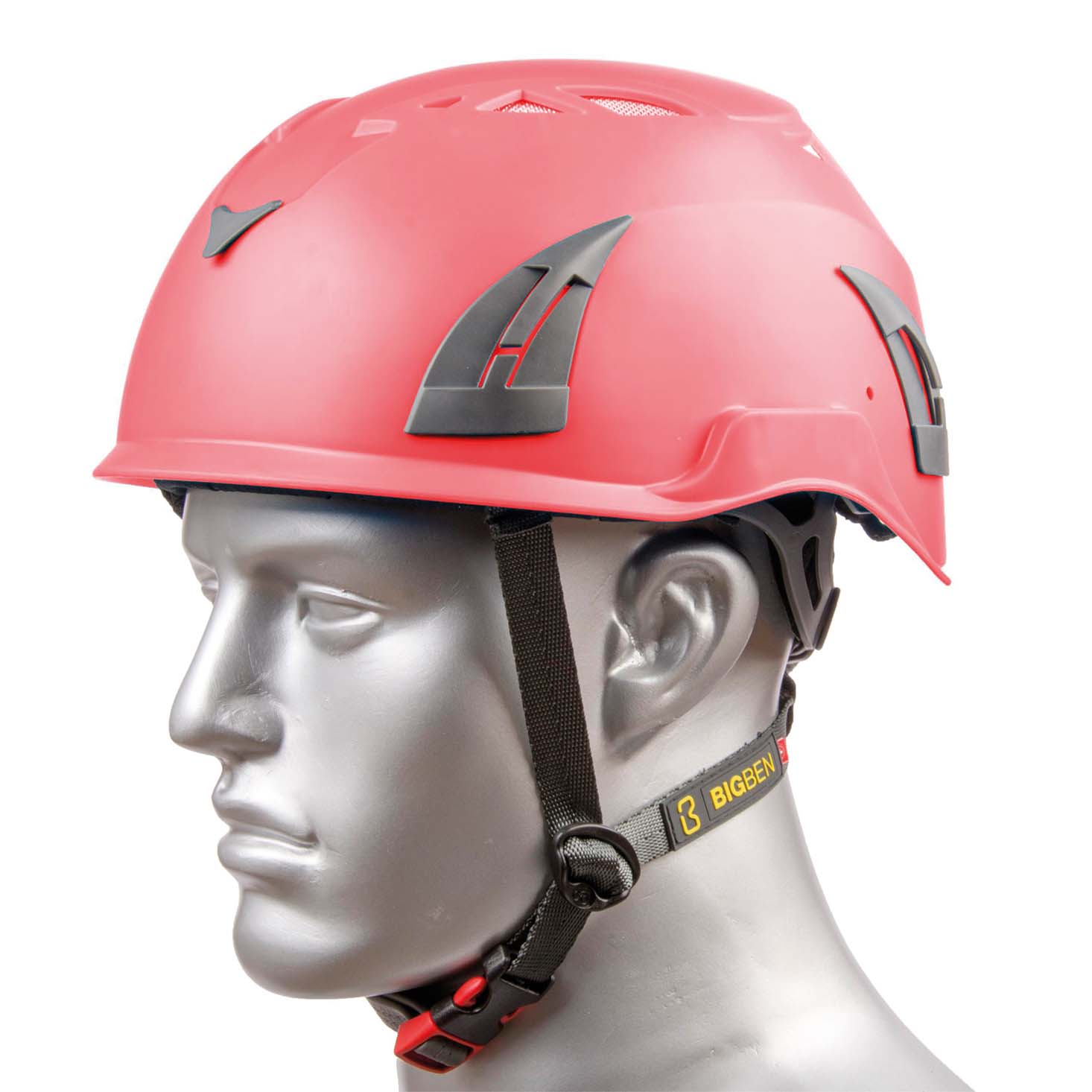 Ultralite Height Safety Helmet (Red)